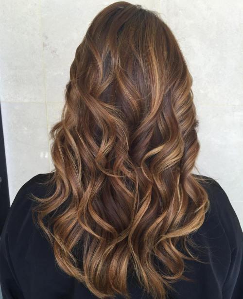 7-caramel-highlights-long-hair